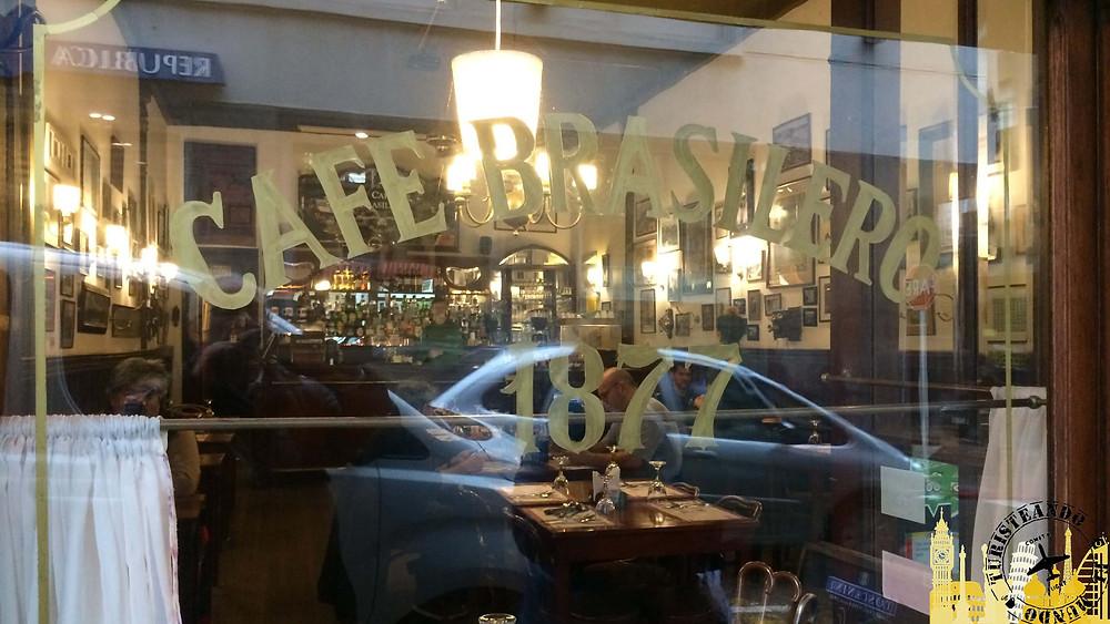 Café Brasileiro. Montevideo (Uruguay)