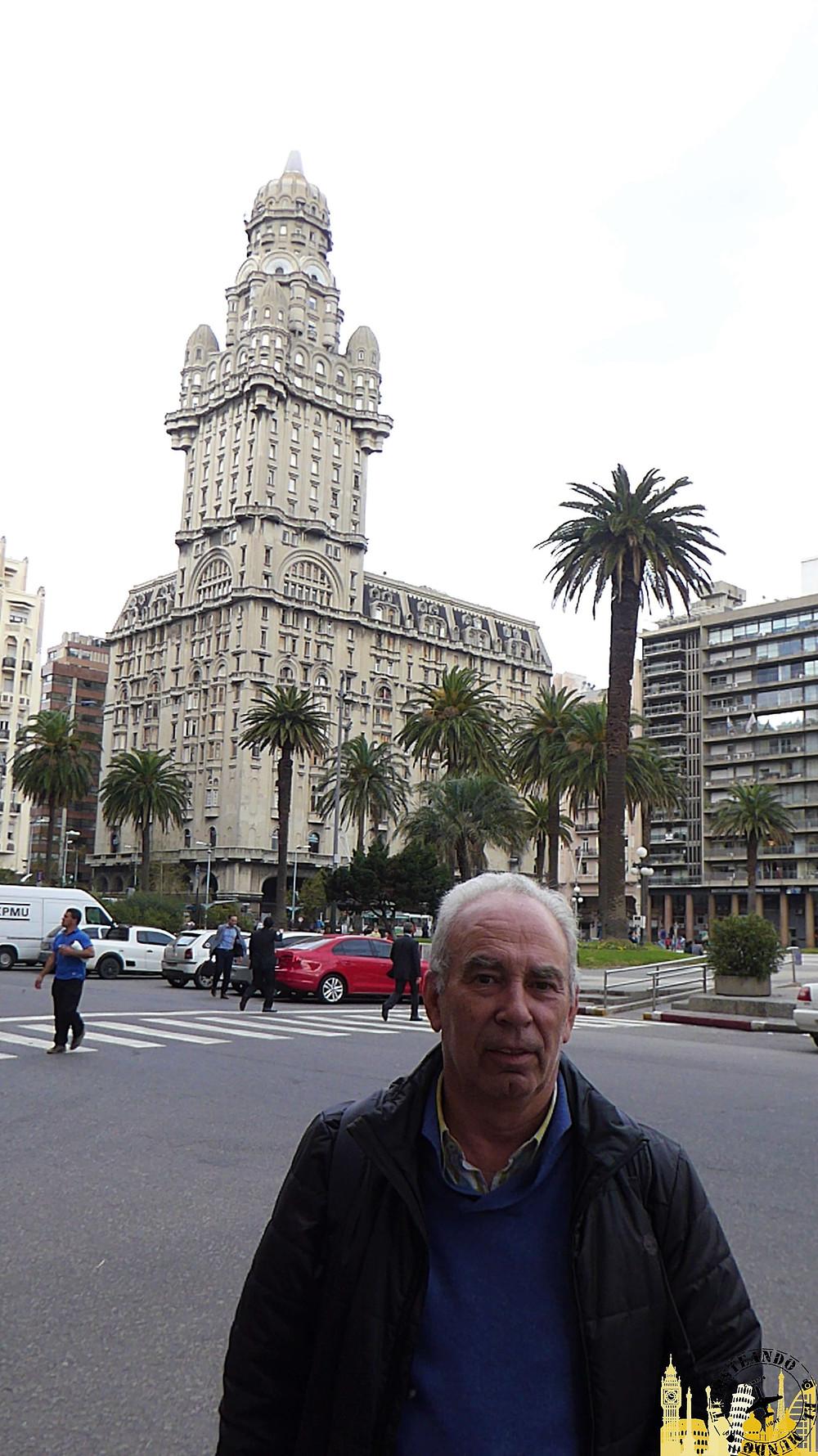 Palacio Salvo. Montevideo (Uruguay)