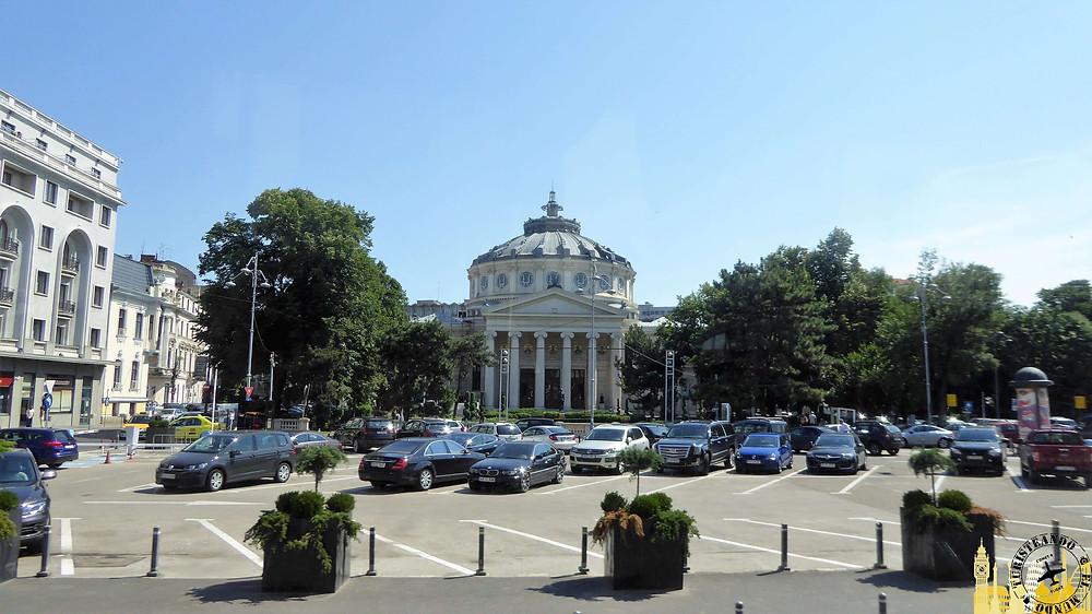 Ateneo Rumano, Bucarest (Rumania)