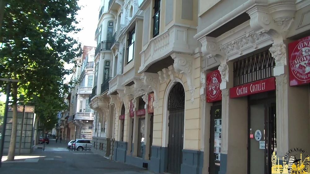 Cines históricos Perpignan (Francia)