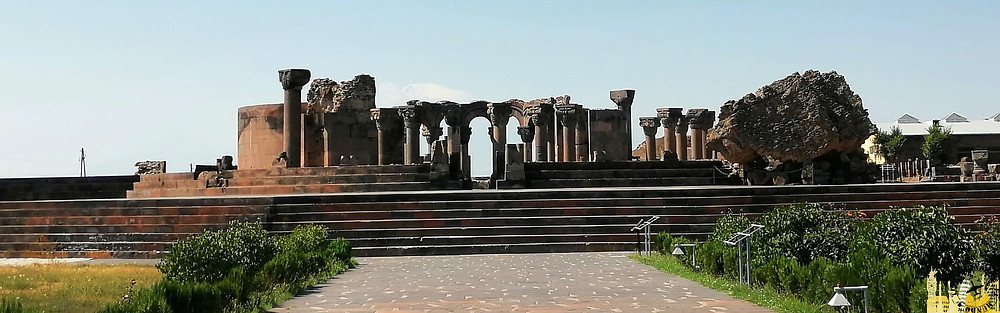 Sitio arqueológico de Zavanots (Armenia)