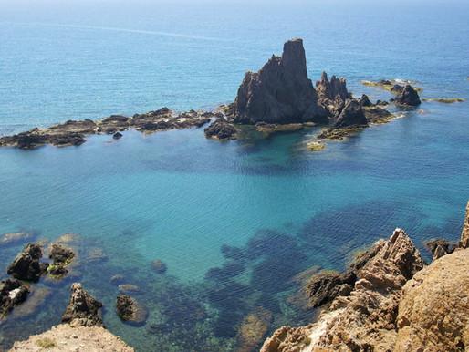 El Cabo de Gata-Níjar en una ruta de cuatro días en coche(Unesco).  Almería, Andalucía