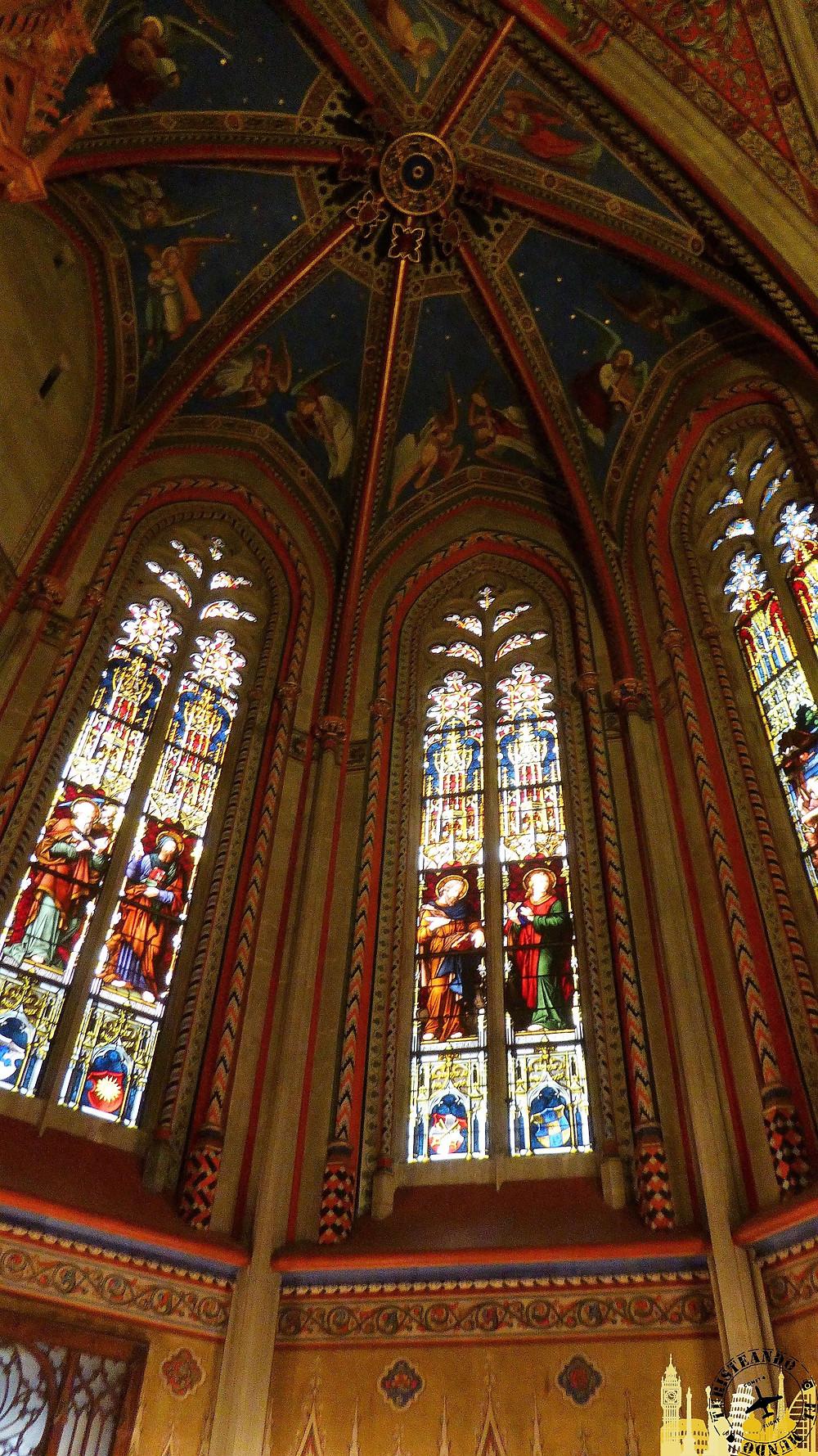 Catedral de Saint Pierre, Ginebra (Suiza)