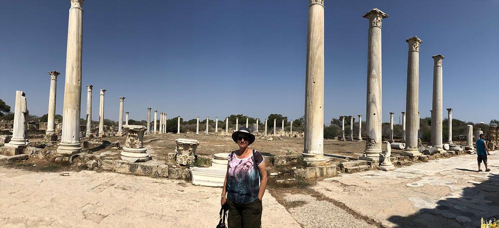 Salamina, Chipre