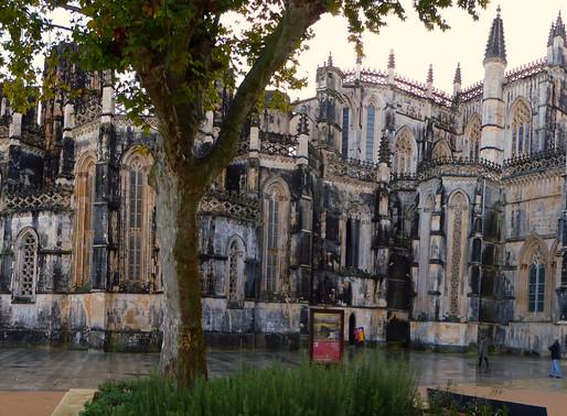 Monasterio de Cristo (UNESCO), Monasterio de Batalha (UNESCO) y Fátima (Portugal).