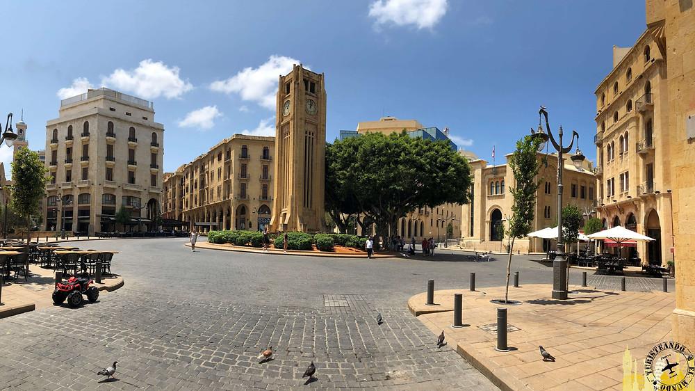 Plaza de la Estrella. Beirut
