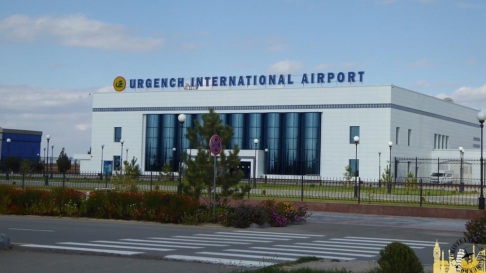 Aeropuerto Urgench (Uzbekistán