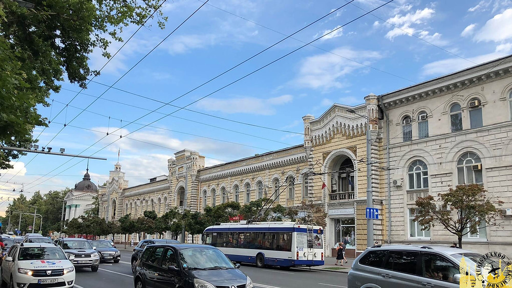 Chisinau. Moldavia