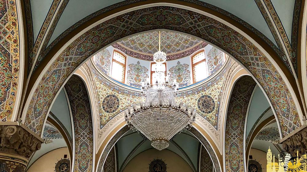 Mezquita Juma en Bakú, Azerbaiyán