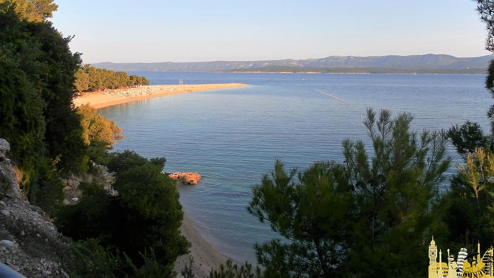 PlayaZlatni Rat (Croacia)