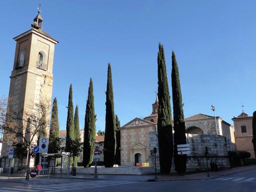 Alcalá de Henares (UNESCO), cuna de Cervantes... Y de las cigüeñas. Comunidad de Madrid (España)