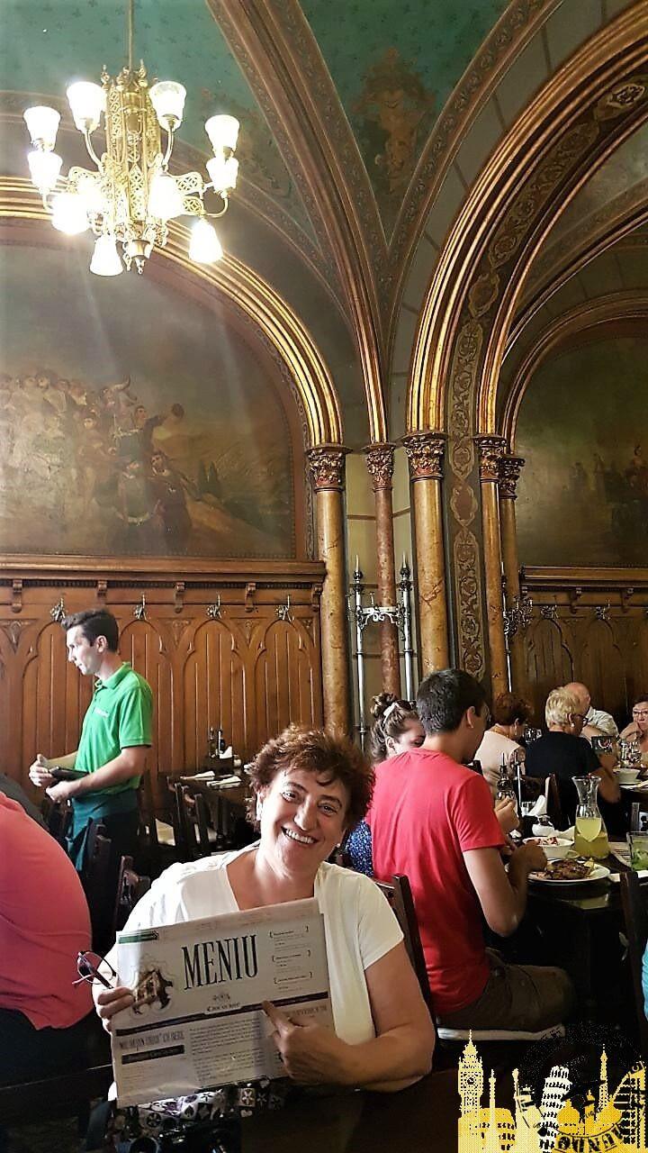 RestauranteCaru Cu Bere, Bucarest (Rumania)