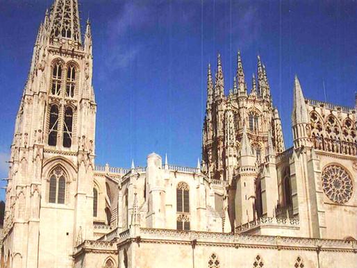 Burgos monumental. Castilla y León (España)