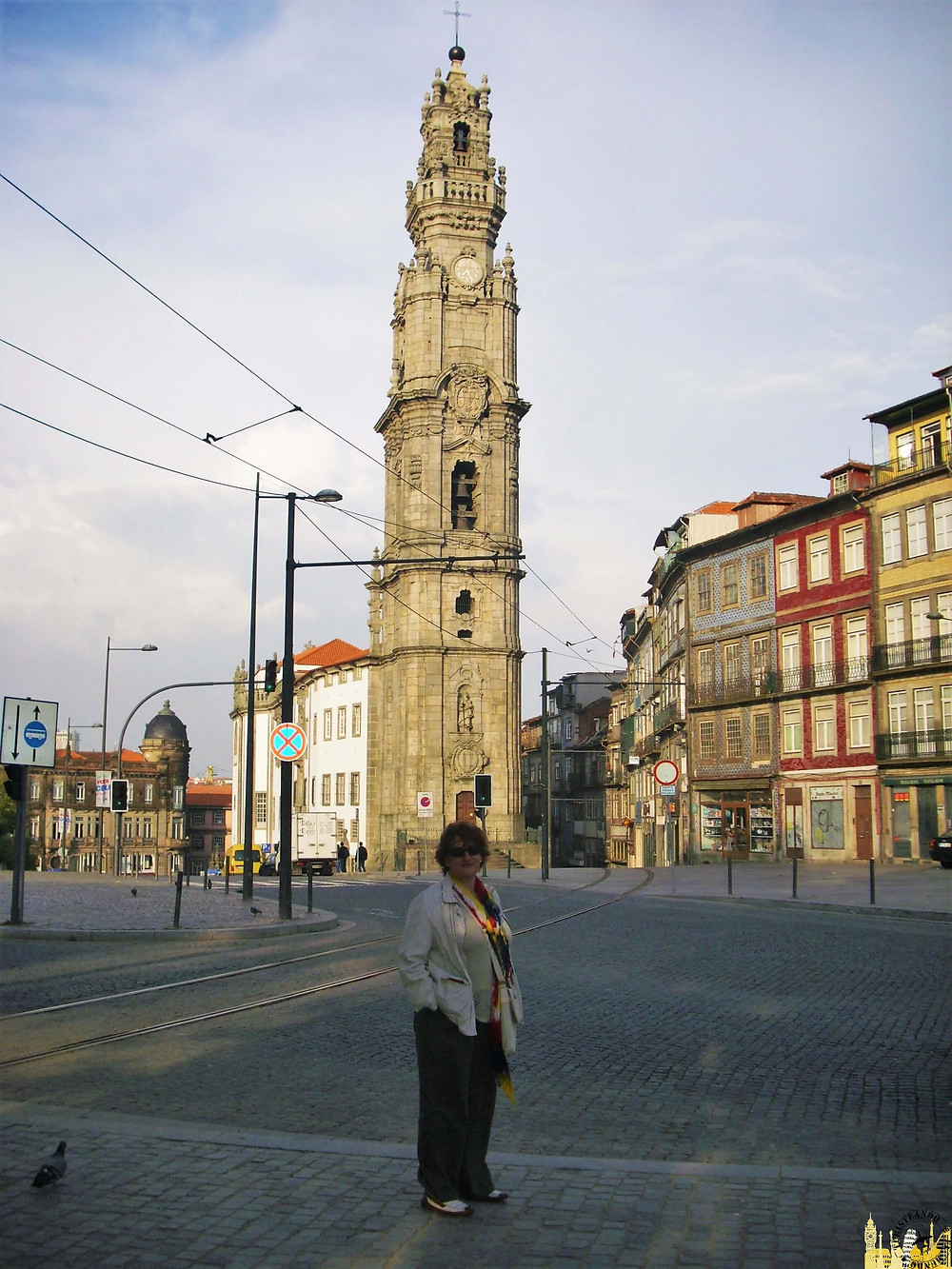 Torre de los Clérigos. Oporto (Portugal)