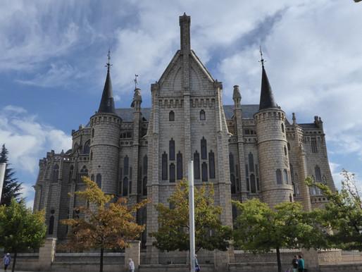 Turisteando entre catedrales de mar y de tierra (5). Castilla y León y Galicia (España)