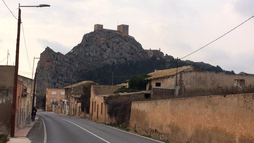 Castillo de Sax (Alicante)