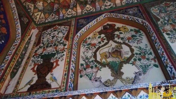 Palacio del Khan de Sheki (Azerbaiyán)