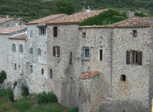 Lagrasse, joya medieval francesa