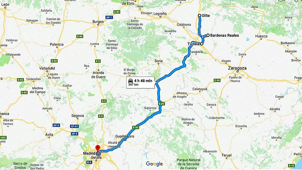 Viaje a Navarra 2018 de Turisteandoelmundo