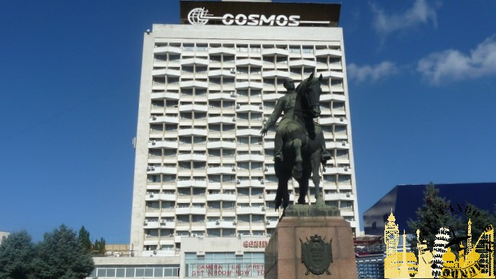 Hotel Cosmos. Chisinau (Moldavia)