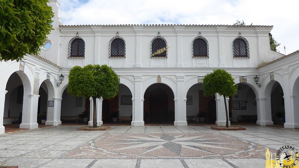Santuario de Cinta. Huelva (Andalucía). España