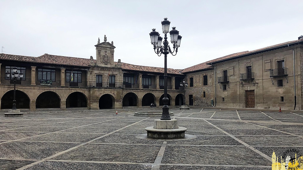 Plaza Mayor de Santo Domingo de la Calzada, La Rioja