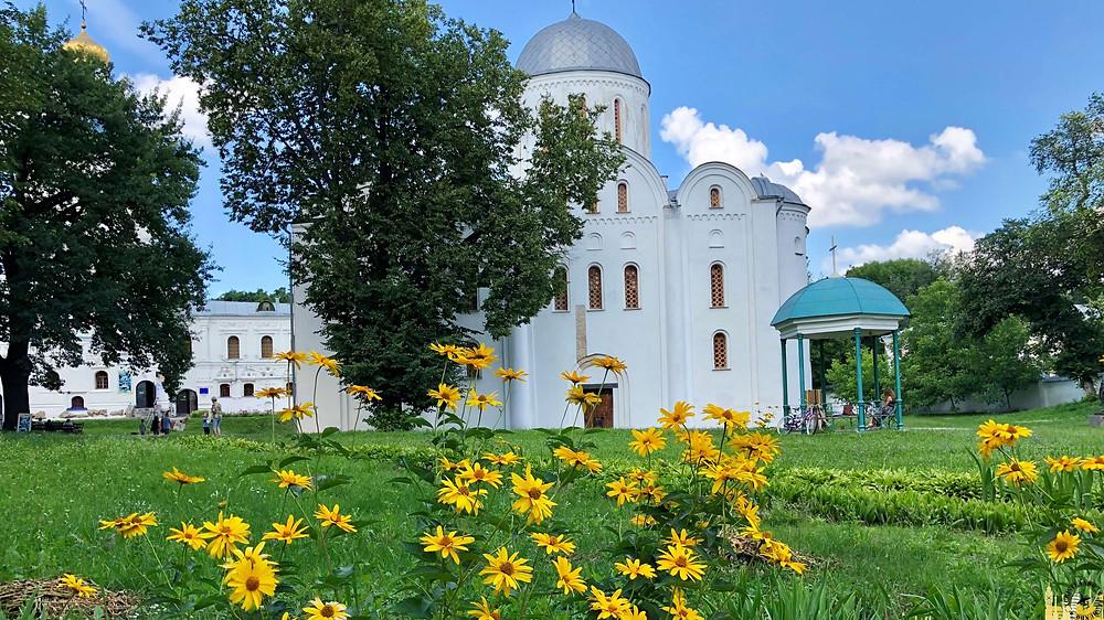 Catedral del Santo Boris y Santo Gleb. Chernigov (Ucrania)