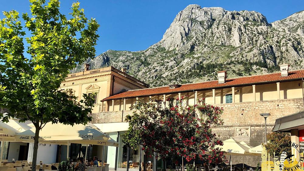 Kotor (Montenegro). Palacio Ducal