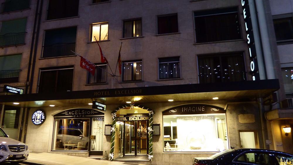 Hotel Excelsior (Ginebra)