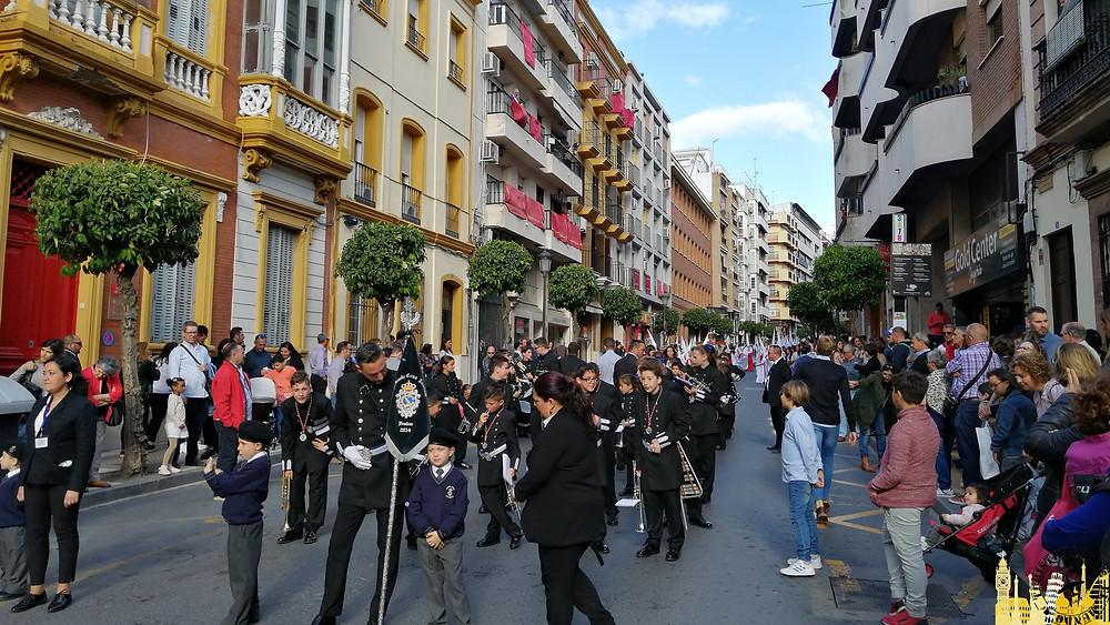 Semana Santa. Huelva (Andalucía). España