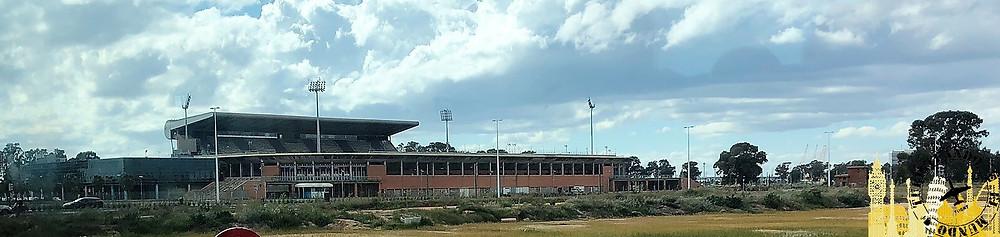 Estadio Colombino. Huelva (Andalucía). España