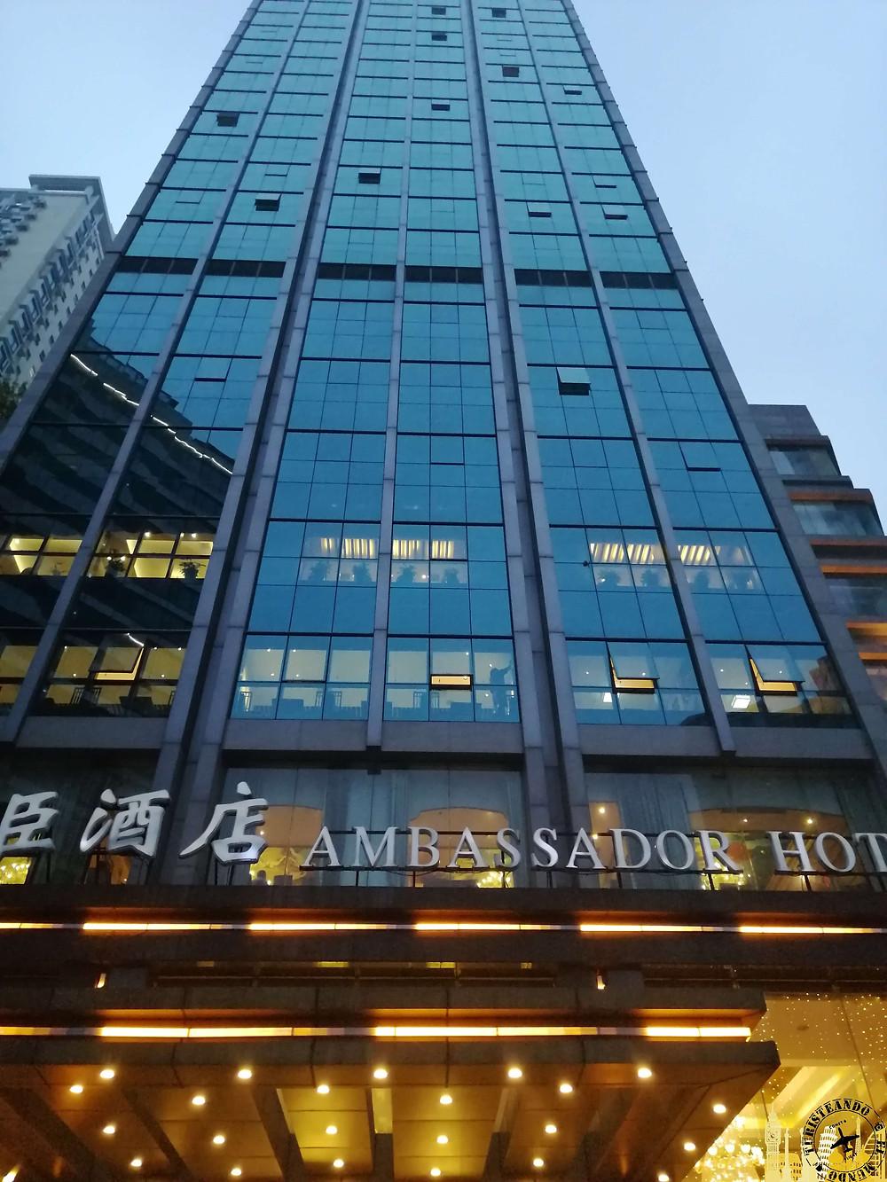 Hotel Ambassador de Shanghai, China