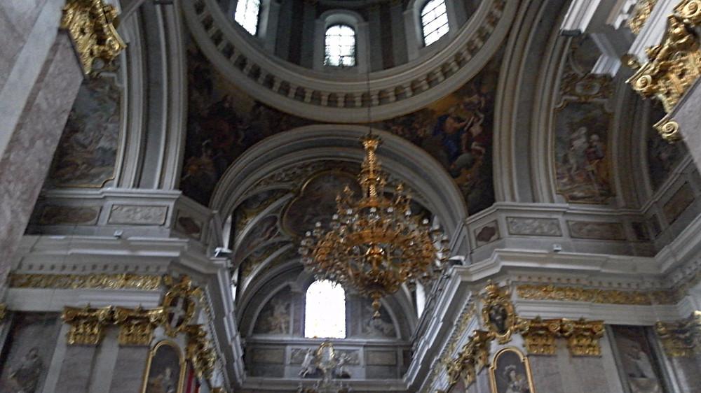 Liubliana (Eslovenia). Catedral San Nicolás