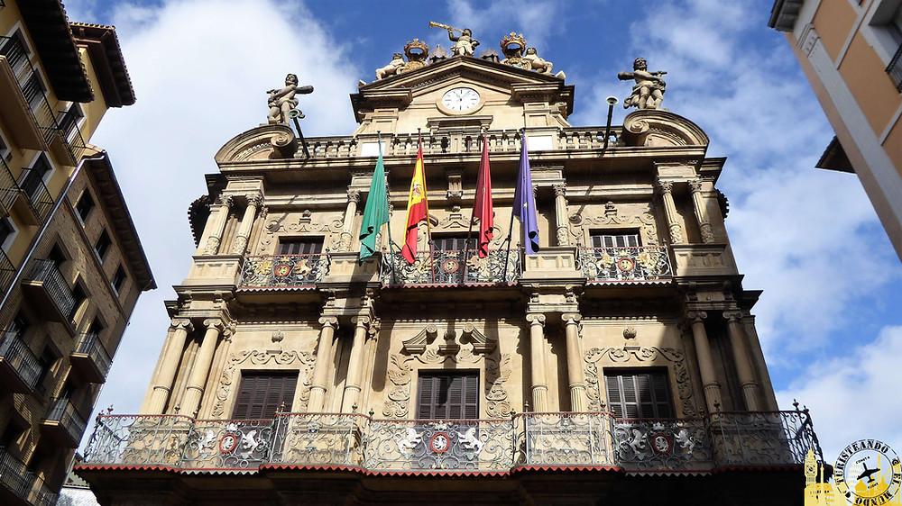 Ayuntamiento de Pamplona (Navarra)