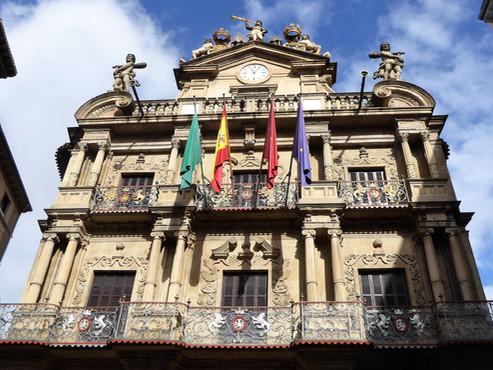 Pamplona, la capital Navarra en un día (España)
