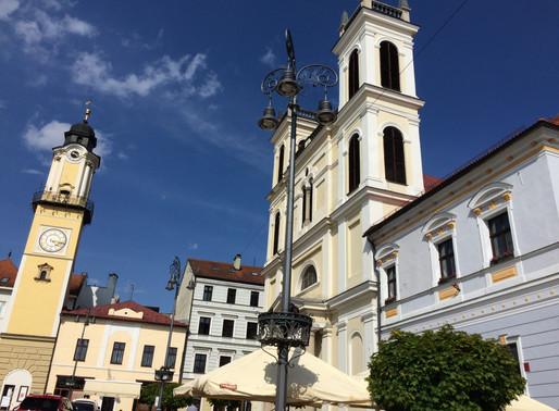 Banska Bystrica. La bella ciudad minera (Eslovaquia)