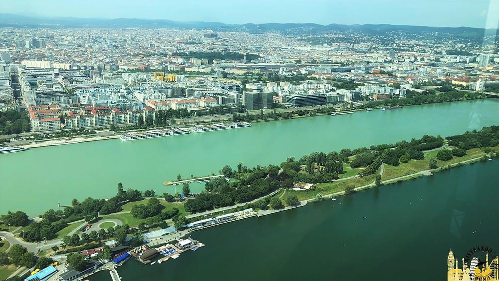 Vistas de Viena desde la habitación