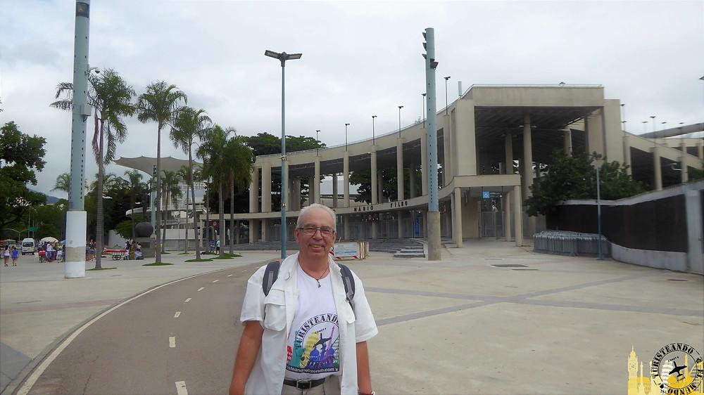 Estadio Maracaná. Río de Janeiro (Brasil)