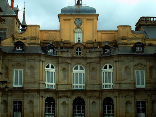 La Granja de San Ildefonso y su palacio(R.B.Unesco). Segovia, España