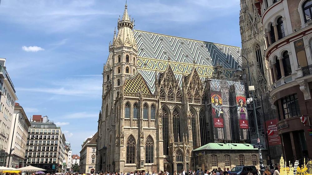 Catedral de Viena (Austria)