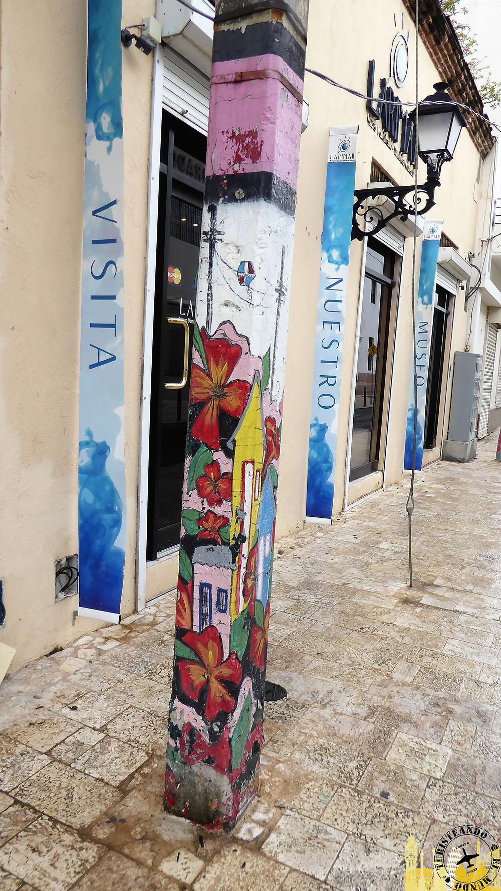 Arte urbano. Santo Domingo (Rep. Dominicana)