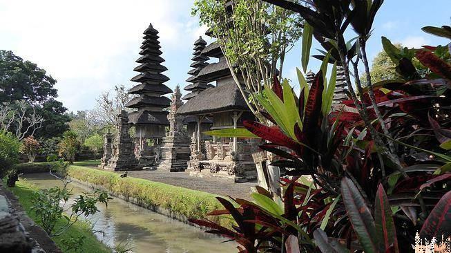 Templo  Pura Taman Ayun, (Bali)