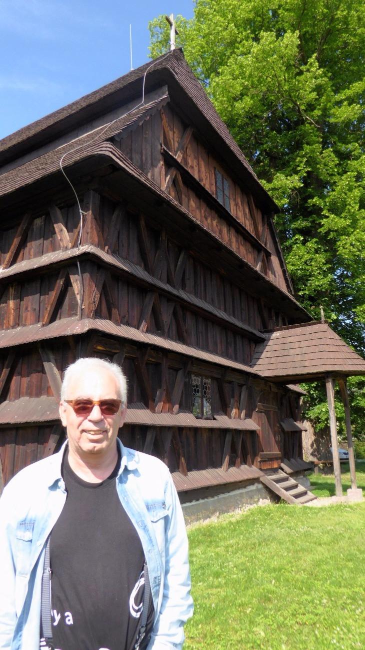 Iglesias de Madera, Eslovaquia