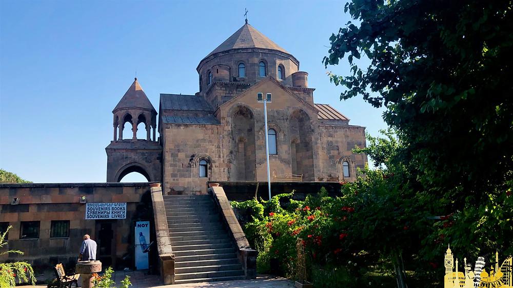 Iglesia de Santa Hripsimé (Armenia)