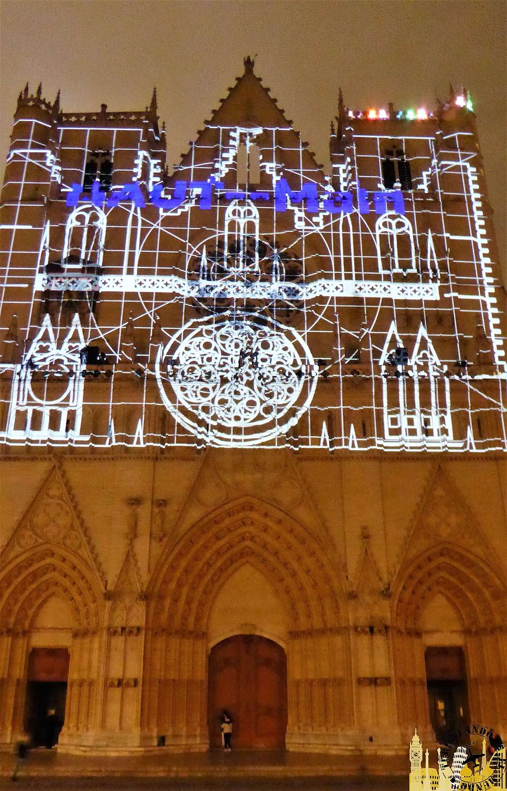 Fiesta de las luces, Lyon (Francia)