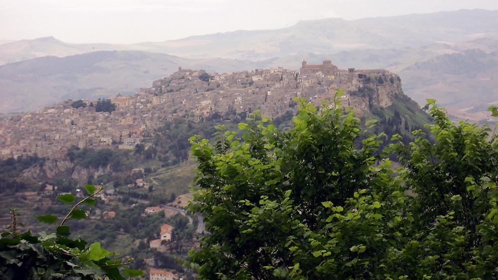 Enna (Sicilia-Italia)