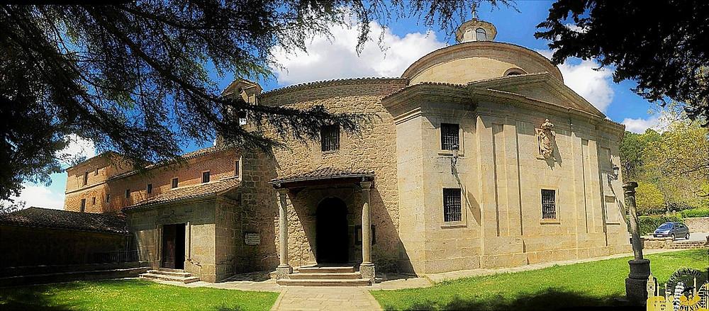 Arenas de San Pedro (Ávila). Monasterio San Pedro de Alcantara