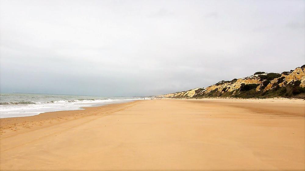 Playas de Mazagón (Huelva). España