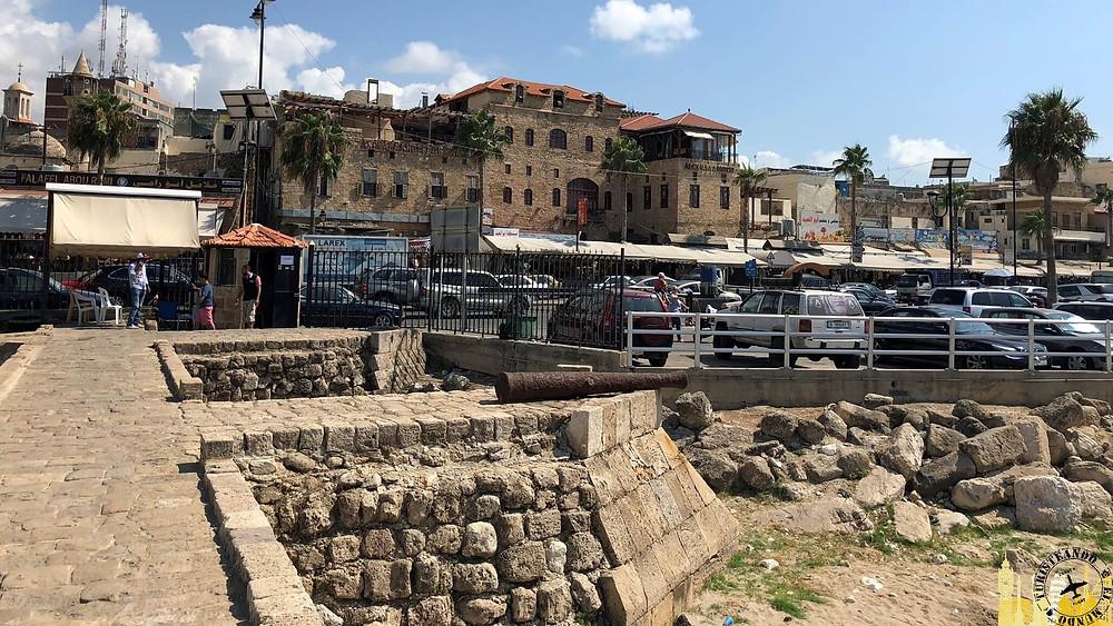 Ciudadela de Sidón (Líbano)