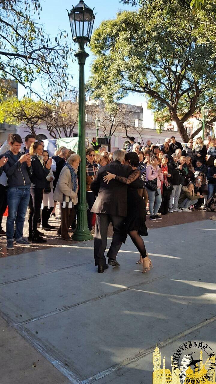Tango en las calles